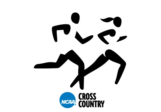 NCAA Cross Country Large Logo. WINNECONNE, Wis.--University of Wisconsin-Eau